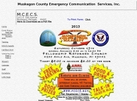 Muskegon County Emergency Communication Services