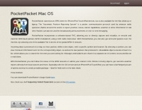 PocketPacket Mac OS