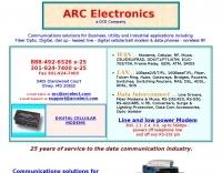 ARC electronics