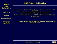 K6DF Key Collection