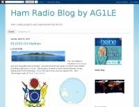 AG1LE Blog