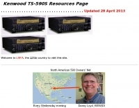 TS-590S Resources Page by G3NRW