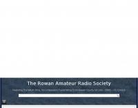 Rowan Amateur Radio Society - Fox Hunting