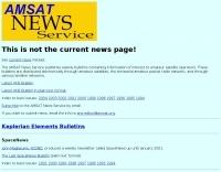 AMSAT Newsletter
