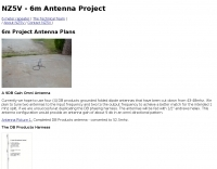 6m Antenna Project
