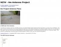 6m Antenna Project