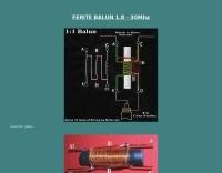 Ferite Balus 1.8 - 30 Mhz