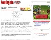 144/432MHz Homebrew Antenna Diplexers