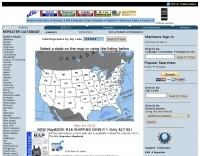 Artsci USA Rpt Database