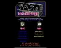 Bob\'s Antique Radio & Electronics