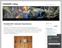 YO4HHP's blog