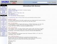 International QSL Bureaus