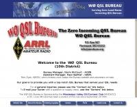 W0 QSL Bureau