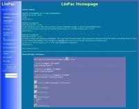 LinPac packet radio terminal