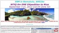 E6M Niue