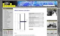 HB9CV antenna calculator