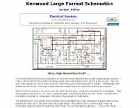 Kenwood  Schematics
