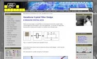 Homebrew Crystal Filter Design