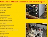 M0DGQ homebrew ham radio projects