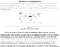 Germanium Noise Generator