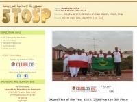 5T0SP Official Web Site