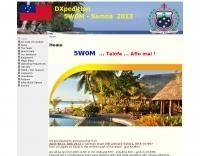 5W0M Samoa 2013