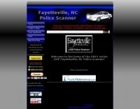 Fayetteville, NC Police Scanner