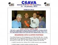 C6AVA Bahamas 2013