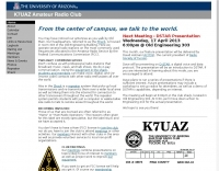 K7UAZ University of Arizona