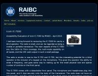 Icom IC-7000 Review