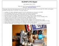 PIC-Keyer