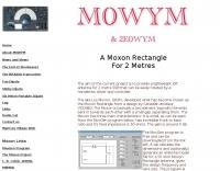 Two meter moxon