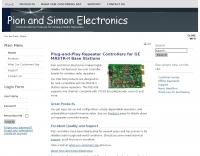 Pion and Simon Electronics