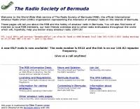 The Radio Society of Bermuda