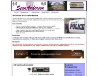ScanAnderson.com - Anderson Indiana Online Public Safety Scanner