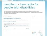 Handiham Podcast