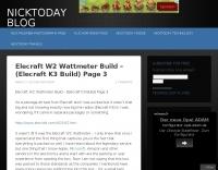 Elecraft W2 Watt Meter Build - N1IC