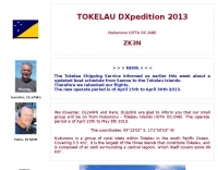 ZK3N Tokelau - Official Web Site