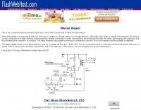Morse Keyer Circuit