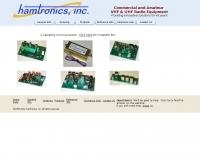 Hamtronics, Inc.  VHF/UHF FM Receivers