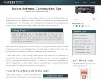 Indoor Antenna Construction Tips