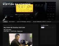 91 ET 104 DX Station