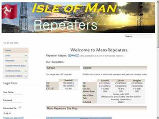 Isle of Man Repeaters