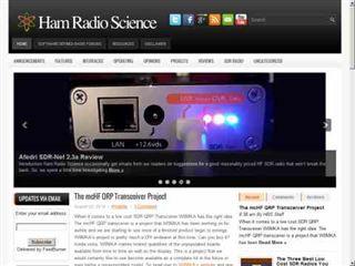 Ham Radio Science