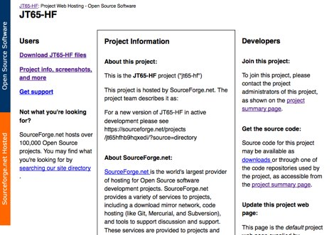 JT65-HF Project