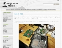 IC-7000 repairing