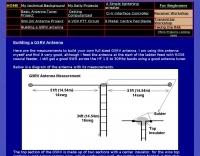 Building a G5RV Antenna