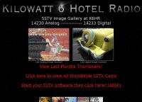 K6HR SSTV image Gallery