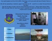 The Elmendorf Amateur Radio Society