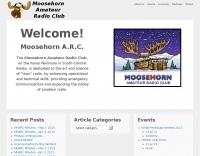 Moosehorn Amateur Radio Club